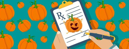 Could the Fall Pumpkin Craze be Beneficial for Atopic Eczema? image