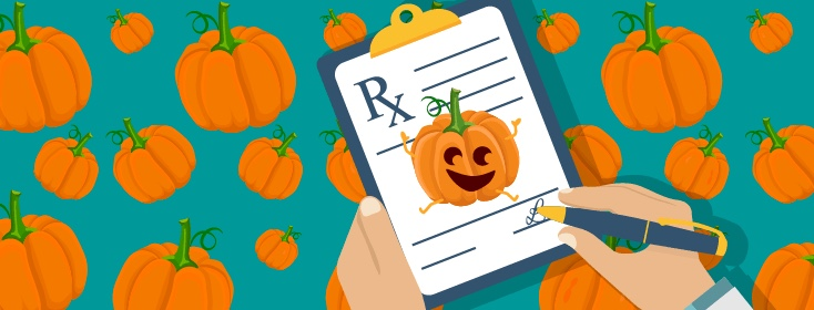 Could the Fall Pumpkin Craze Be Beneficial for Atopic Eczema?