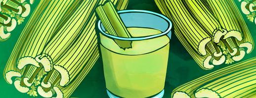 What's the Verdict on Celery Juice for Eczema? image