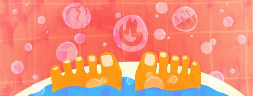 Bubble Bath Dreams and Nightmares image