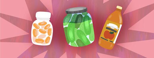 Why I Take Probiotics for My Eczema and Celiac Disease image