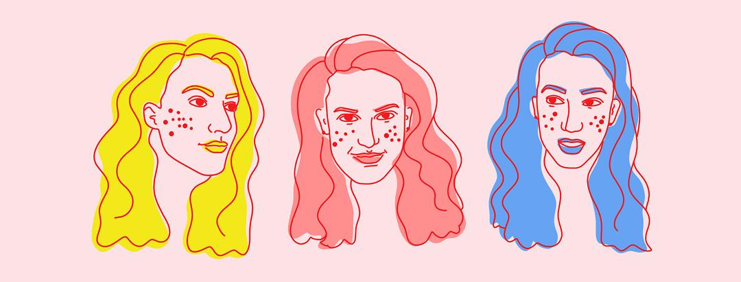 Portraits of Alexis Smith.